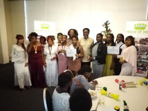 House of Wells P.E. South Africa - 2019 Teenagers' Christmas