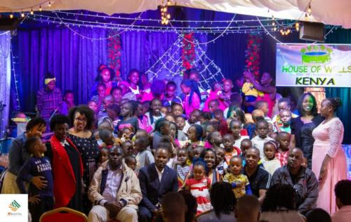 House of Wells Kenya - 2019 children's Christmas